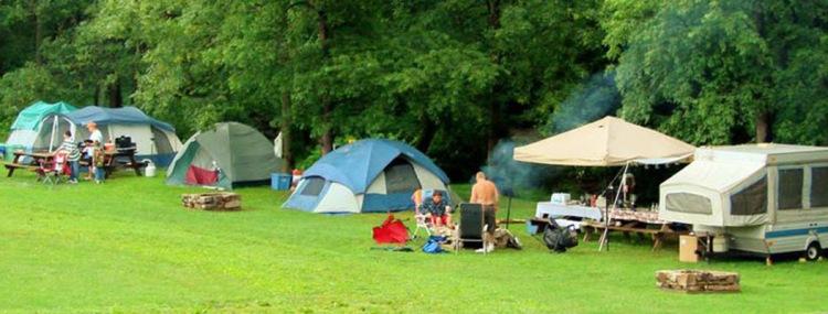 Tent Camp